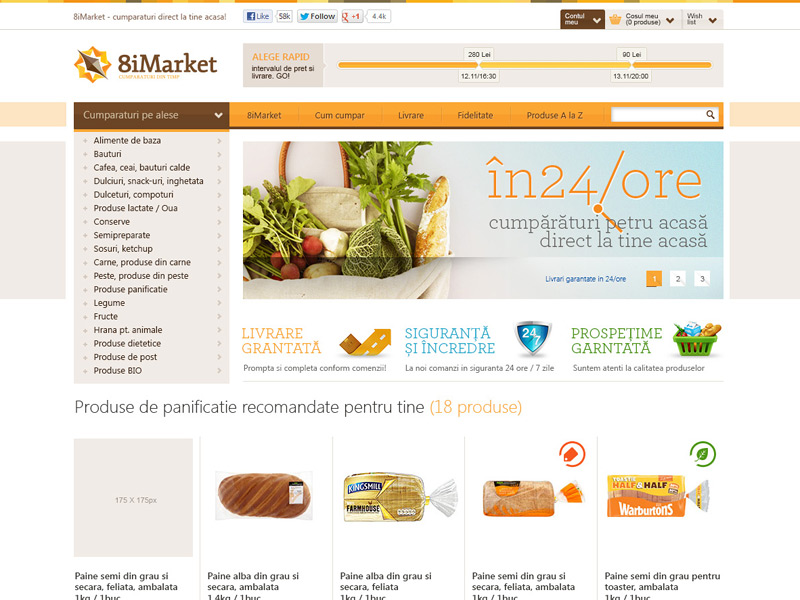Magazin Virtual 8iMarket.ro